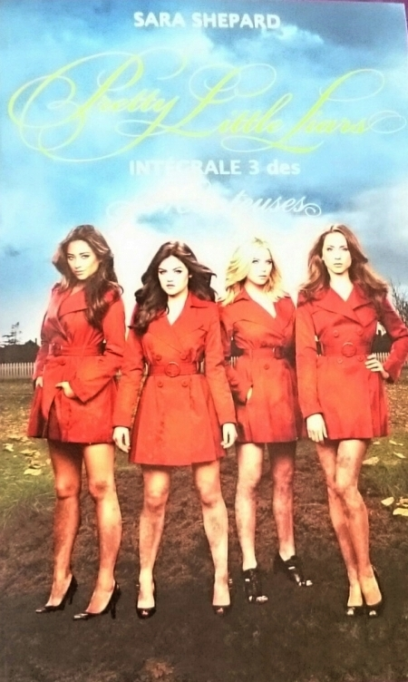 Couverture Pretty Little Liars, intégrale, tome 3