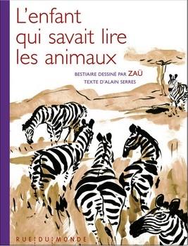 Couverture L'enfant qui savait lire les animaux