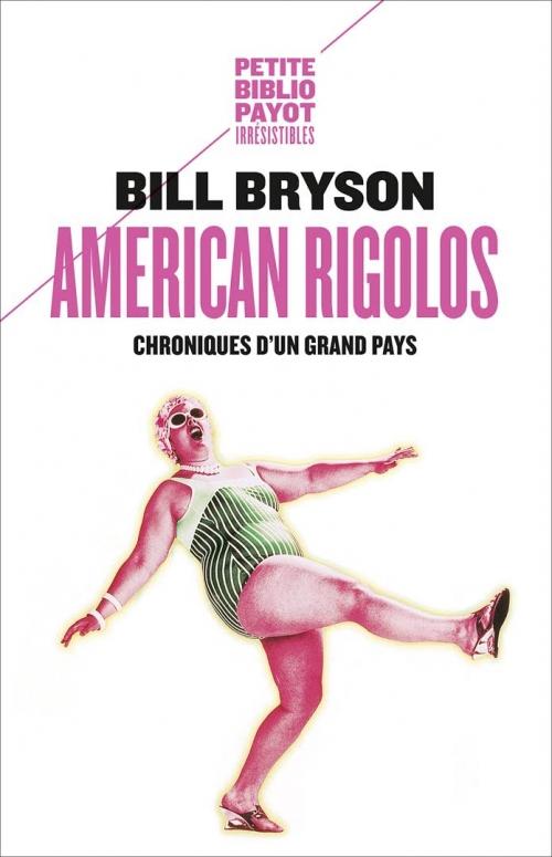 Couverture American Rigolos : Chroniques d'un grand pays