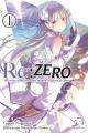 Couverture Re:zero : Re:vivre dans un autre monde à partir de zéro, tome 1 Editions Ofelbe (Light Novel) 2017