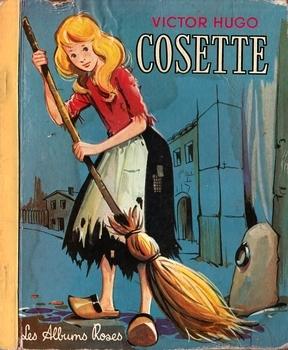 Couverture Cosette (Hachette)
