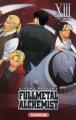 Couverture Fullmetal Alchemist, édition reliée, tome 13 Editions Kurokawa 2015