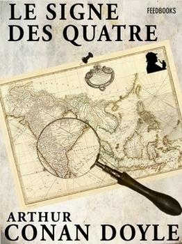 Couverture Sherlock Holmes, tome 2 : Le signe des quatre / Le signe des 4