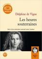 Couverture Les Heures souterraines Editions Audiolib 2010