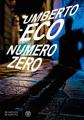 Couverture Numéro zéro Editions Bompiani 2015