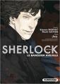 Couverture Sherlock, tome 2 : Le banquier aveugle Editions Kurokawa (Seinen) 2017