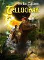 Couverture Tellucidar, tome 2 Editions Scrineo 2017