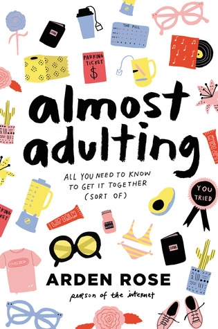 Couverture Almost Adulting