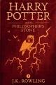 Couverture Harry Potter, tome 1 : Harry Potter à l'école des sorciers Editions Pottermore Limited 2015