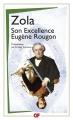 Couverture Son excellence Eugène Rougon Editions Flammarion (GF) 2014