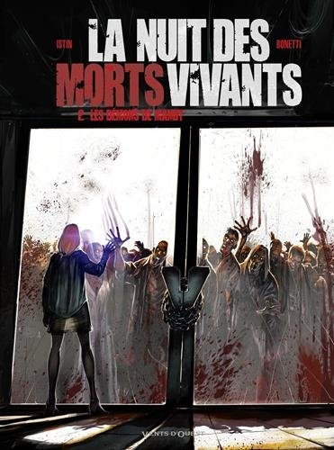 Couverture La Nuit des morts vivants, tome 2 : Les démons de Mandy