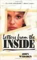 Couverture Lettres de l'intérieur Editions Laurel-Leaf 1996