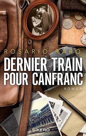 Couverture Dernier train pour Canfranc