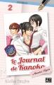 Couverture Le journal de Kanoko : Années lycée, tome 02 Editions Pika (Shôjo) 2017