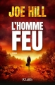 Couverture L'homme feu Editions JC Lattès (Thrillers) 2017