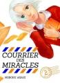 Couverture Courrier des miracles, tome 2 Editions Komikku 2017