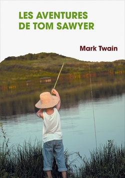 Couverture Les aventures de Tom Sawyer