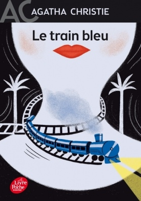 Couverture Le train bleu