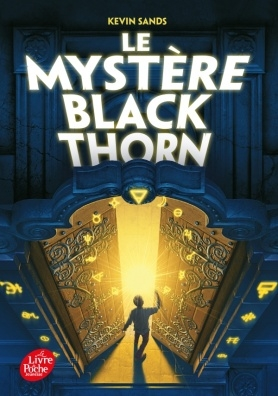 Couverture Le mystère Blackthorn, tome 1