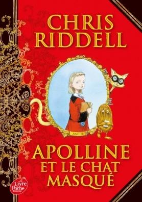 Couverture Apolline, tome 1 : Apolline et le chat masqué