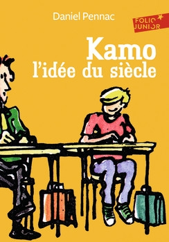 Couverture Kamo, tome 1 : L'idée du siècle