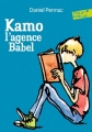 Couverture Kamo, tome 3 : L'agence Babel Editions Folio  (Junior) 2017