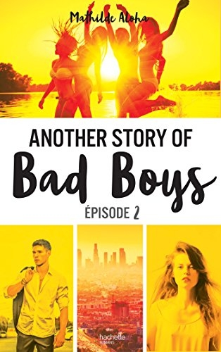 Couverture Another story of bad boys, tome 2