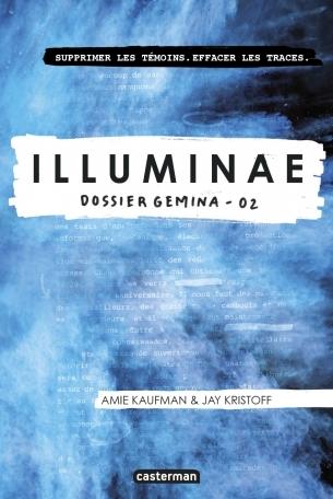 Couverture Illuminae, tome 2 : Dossier Gemina