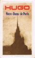 Couverture Notre-Dame de Paris Editions Flammarion (GF) 1967