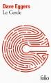 Couverture Le cercle Editions Folio  2017