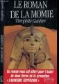 Couverture Le roman de la momie Editions du Rocher (Champollion) 1992