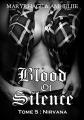 Couverture Blood of silence, tome 5 : Nirvana Editions Autoédité 2017
