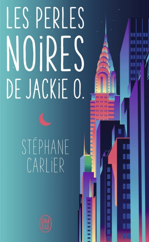 Couverture Les perles noires de Jackie O.