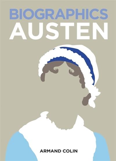 Couverture Biographics Austen