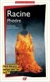 Couverture Phèdre Editions Flammarion (GF) 2011