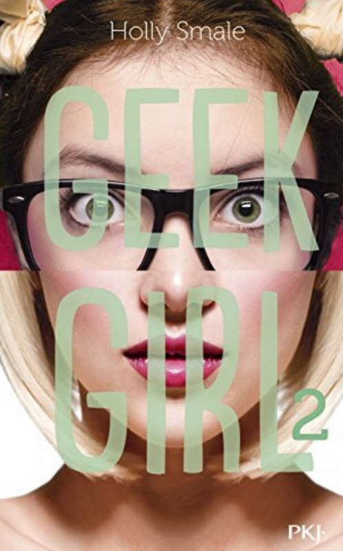 Couverture Geek girl, tome 2