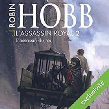Couverture L'Assassin royal, tome 02 : L'Assassin du roi