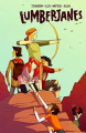 Couverture Lumberjanes, tome 2 Editions Boom 2015