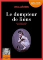 Couverture Le dompteur de lions Editions Audiolib (Suspense) 2016