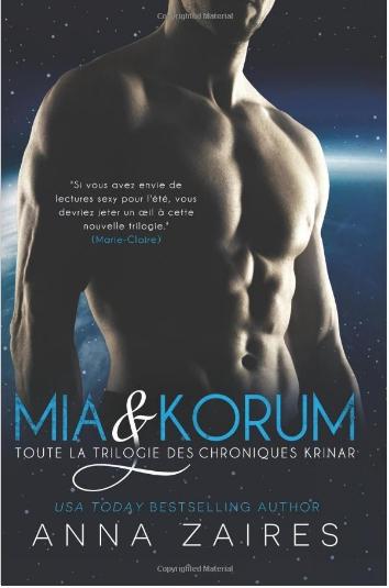 Couverture Mia & Korum