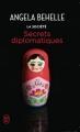 Couverture La société, tome 9 : Secrets diplomatiques Editions J'ai Lu 2015