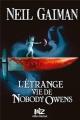 Couverture L'étrange vie de Nobody Owens Editions Albin Michel (Jeunesse - Wiz) 2014