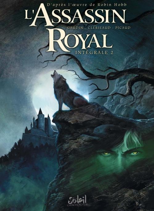 Couverture L'Assassin royal (BD), Intégrale, tome 2
