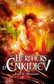 Couverture Les héritiers d'Enkidiev, tome 09 : Mirages Editions France Loisirs 2016