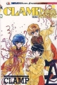 Couverture Clamp School Detectives, tome 1 Editions Mangaplayer 1999