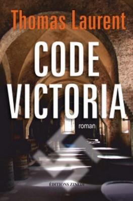 Couverture Code Victoria