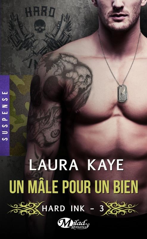 Couverture Hard Ink, tome 3 : Un mâle pour un bien