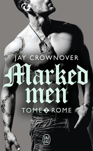 Couverture Marked Men, tome 3 : Rome