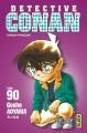 Couverture Détective Conan, tome 90 Editions Kana 2017
