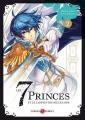 Couverture Les 7 princes et le labyrinthe millénaire, tome 2 Editions Doki Doki 2017